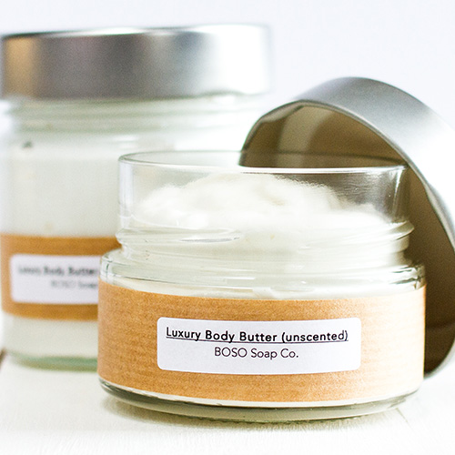 Luxury Body Butter (unscented)
