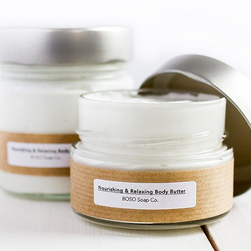 Nourishing and Relaxing Body Butter